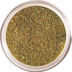 Puro Glitter Ouro - Yes Cosmetics