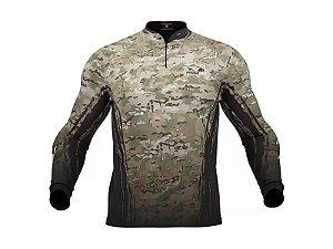 Camisa Sublimada Camuflada 06
