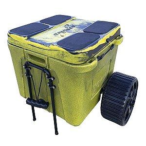 Smart Cooler Caiaker - Lançamento