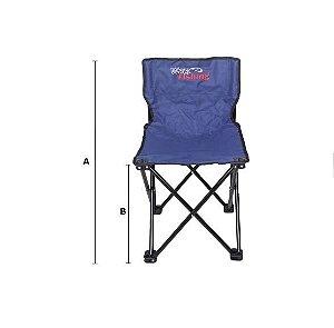 Cadeira de Camping com Reforço