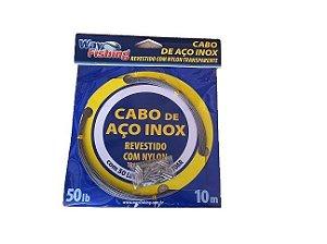 Cabo de Aço Inox 50 Lbs