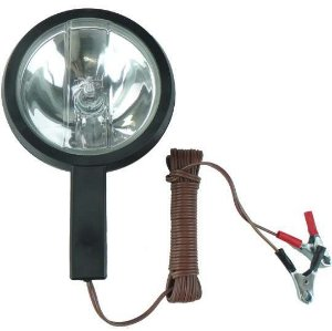 Lanterna Cilibrim Holofote Halógeno Longo Alcance 12V