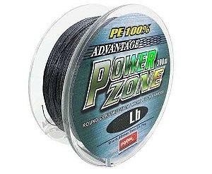 Linha Multifilamento Power Zone 0,24mm 150 Metros