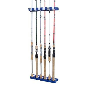 Suporte para Varas Aquafishing Rod Rack