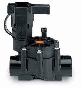 Válvula de baixa vazão LFV