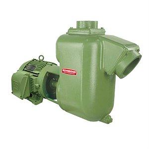 Bomba Autoaspirante Schneider BCA-43 EA 10 CV monofásica 220V/440V com capacitor