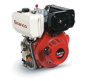 Motor Branco BD-10.0 acionado a diesel ou biodiesel