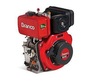 Motor Branco BD-10.0 G2 acionado a diesel ou biodiesel