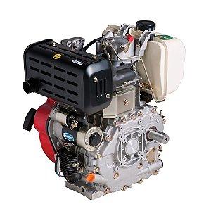 Motor Branco BD-10.0R acionado a diesel ou biodiesel