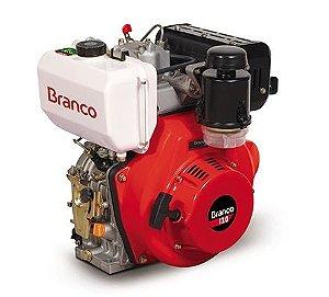 Motor Branco BD-13.0 acionado a diesel ou biodiesel