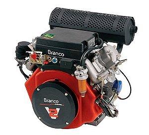 Motor Branco BD-18.0 G2 acionado a diesel ou biodiesel