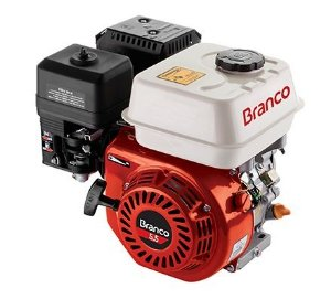 Motor Branco B4T-5.5H gasolina monocilíndrico
