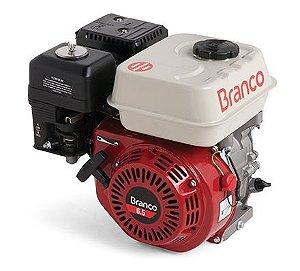 Motor Branco B4T-6.5H gasolina monocilíndrico