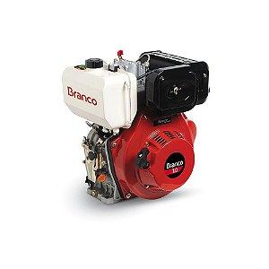Motor Branco BD-7.0 acionado a diesel ou biodiesel