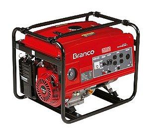 Gerador Branco B4T-5000 L Gasolina