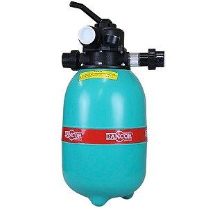 Filtro p/ Piscina DFR-12 Dancor Sem Bomba Com Areia