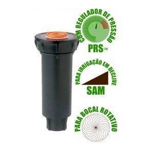"""Aspersor Spray Escamoteável 4"""" Para Bocal Rotativo Rain Bird"""