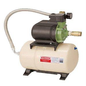 Pressurizador Schneider TAP-20 A 1/2 CV Sistema Completo (Bomba+Tanque+Acessórios) monofásica 220V