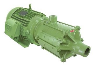 Bomba Multiestágio Schneider ME2-AL 2475 7,5 CV trifásica 4 voltagens