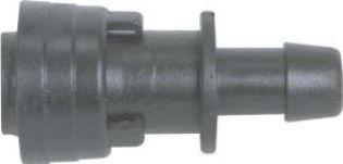 Conector inicial 16 ponta fina c/anel 3 pontas Implebrás