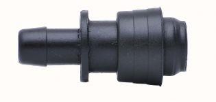 Conector Inicial 16mm ponta fina c/anel liso Implebrás