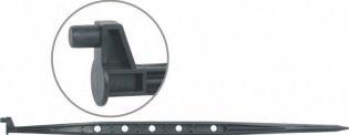 Ponta redonda 6,1mm x 420mm Haste/estaca