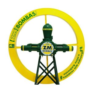 Bomba de Roda d' água ZM 38 Maxxi