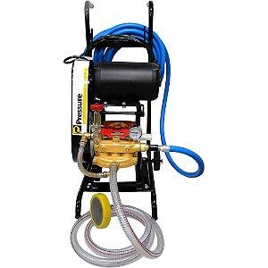 Lavadora de Alta Pressão 400 Libras com Carrinho Lav400F Pressure - 110/220V