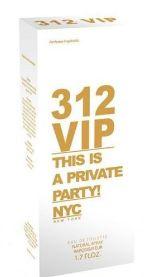 312 VIP 55ML (Feminino) - INSPIRADO NO 212 VIP
