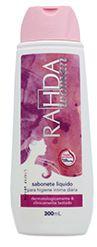 Sabonete íntimo líquido Rahda Woman com 300 ml