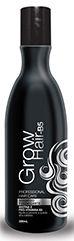 Shampoos Grow Hair - Tratamento completo  para cabelos com vitaminas e minerais