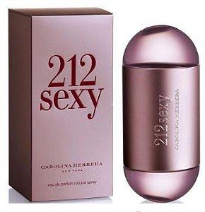 Perfume 212 Sexy EAU Masculino e Feminino -Vário tamanhos