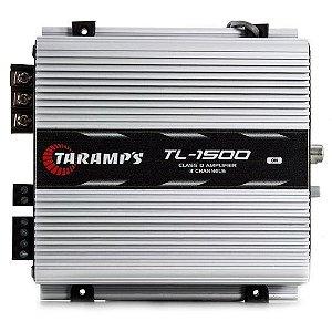 Módulo Taramps TL1500 Amplificador Digital 3 Canais