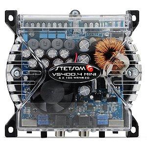 Modulo Amplificador Stetsom Vs400 Digital 4 canais 400w RMS