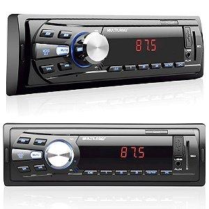 Radio Mp3 Player Automotivo Multilaser Soul P3294 USB