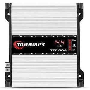 Fonte Automotiva Taramps 60 Amperes Bivolt TEF-60A