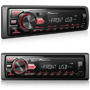 Radio Mp3 Pioneer MVH-88UB Automotivo Usb Frontal
