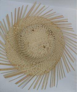 chapéu de palha desfiado festa junina 12 unidades c000a2bf27d