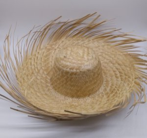 e022351d18fc7 chapéu desfiado junino de palha de carnaúba 10 unidades