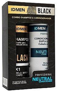 COMBO SHAMPOO BLACK + CONDICIONADOR
