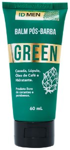 BALM PÓS-BARBA GREEN 60mL