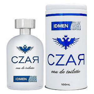 PERFUME EAU DE TOILETTE CZAR BLUE 100mL