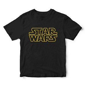 Camiseta Star Wars - Guerra nas Estrelas - Cinema