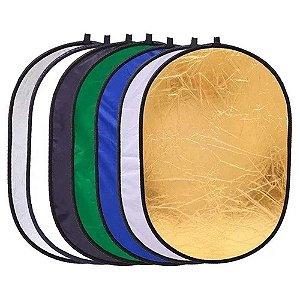 Rebatedor Oval Greika 7x1 112x180cm