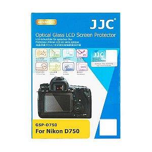 Protetor de LCD JJC GSP-D750 para Nikon D750