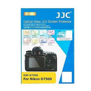 Protetor de LCD JJC GSP-D7500 para Nikon D7500