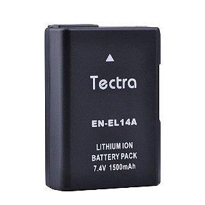 Bateria Tectra Substitui Nikon EN-EL14
