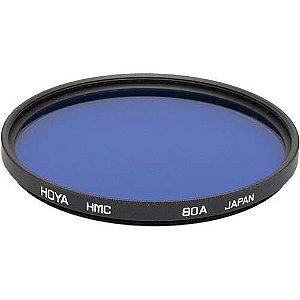 Filtro Hoya 77mm 80A para Correção de Cor