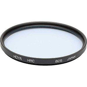 Filtro Hoya 77mm 82B para Correção de Cor