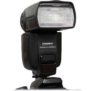 Flash Yongnuo Speedlite YN-565EX II para Câmeras Canon Seminovo